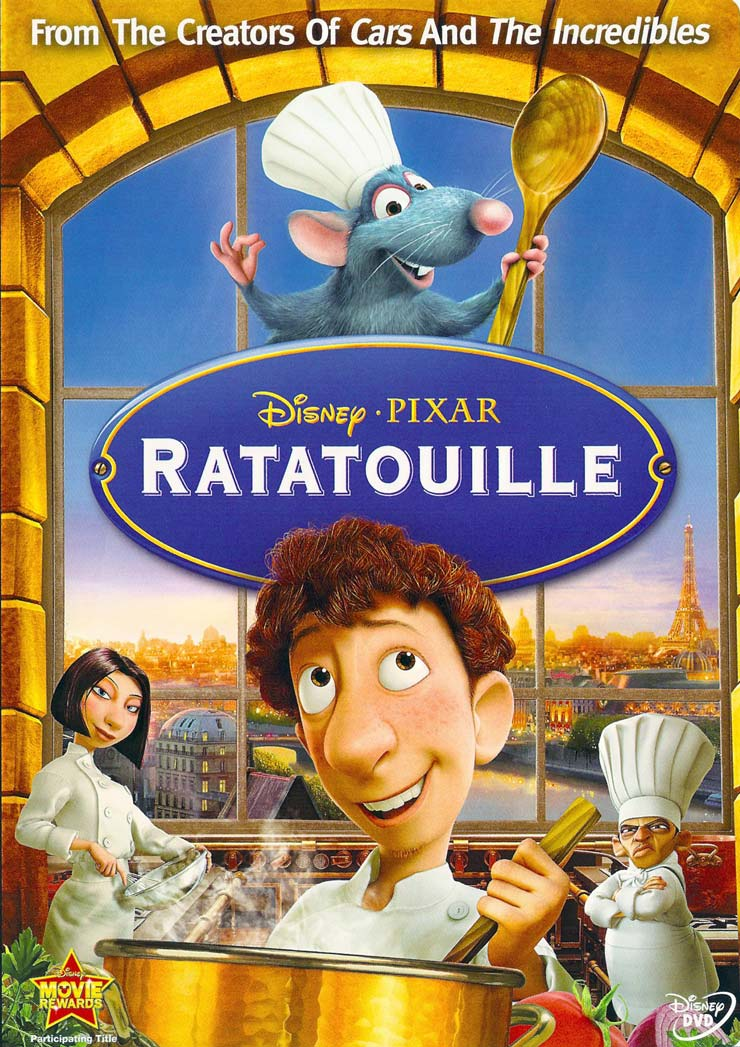 Analyse van Ratatouille