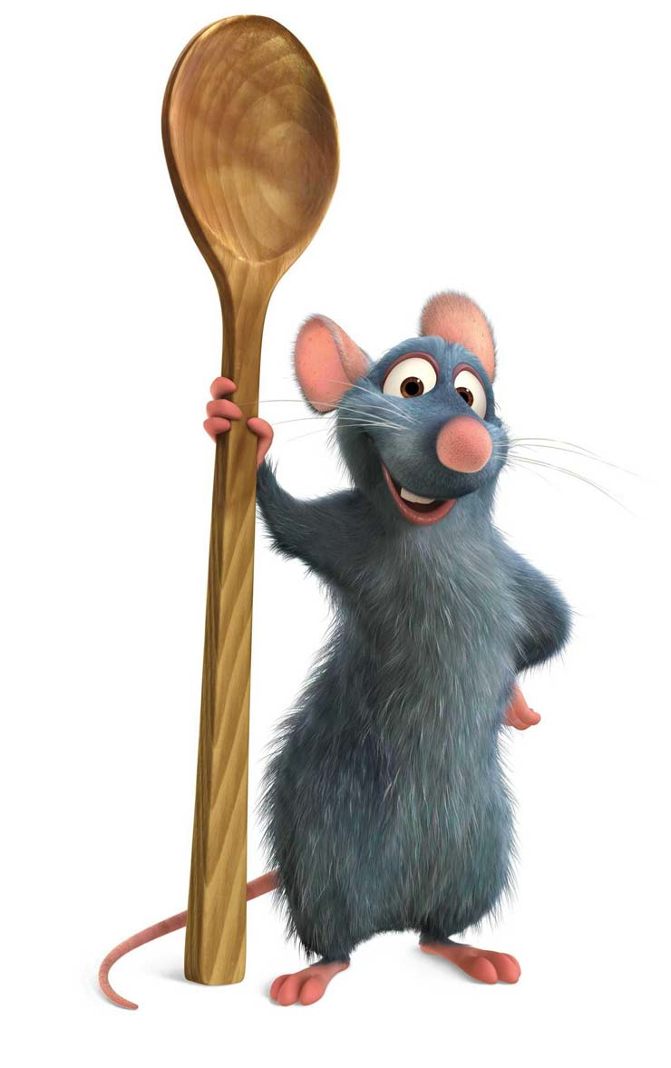 Analyse Ratatouille