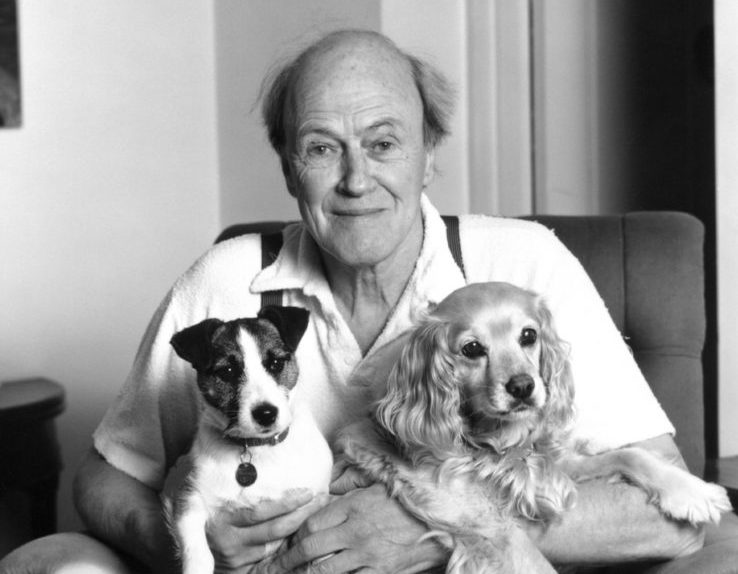Jozua Douglas: Mijn favoriete schrijver is Roald Dahl