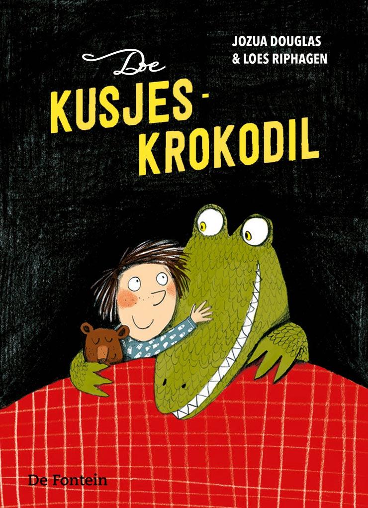 Kusjeskrokodil in prentenboeken top 10