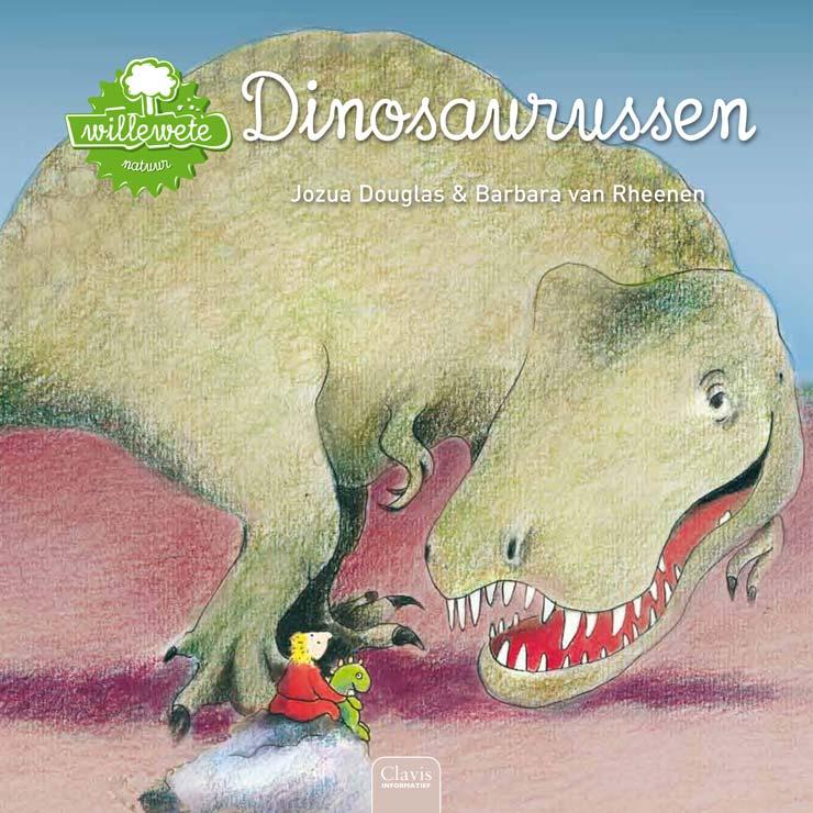 Jozua Douglas Prentenboek over dinosaurussen