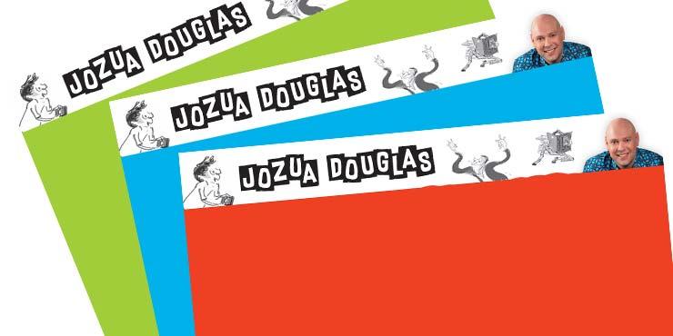 Boekbespreking Jozua Douglas