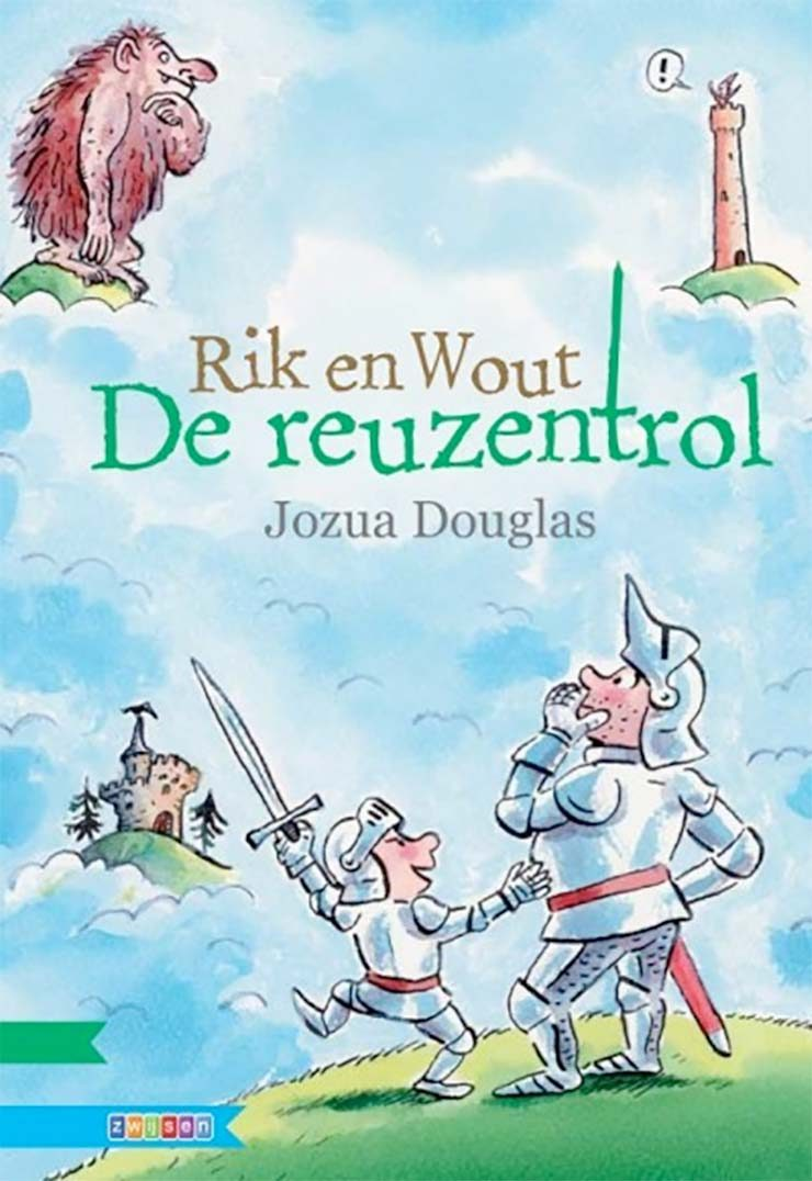 Jozua Douglas - Boeken - Wout en Rik - De Reuzentrol