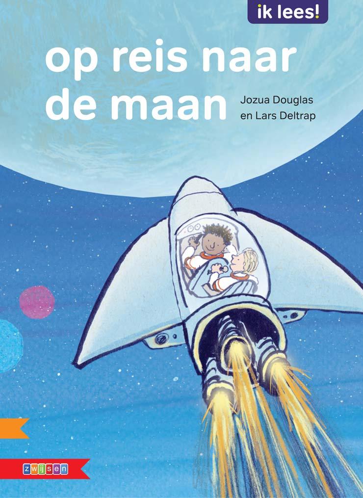 Jozua Douglas Boeken Op reis naar de maan