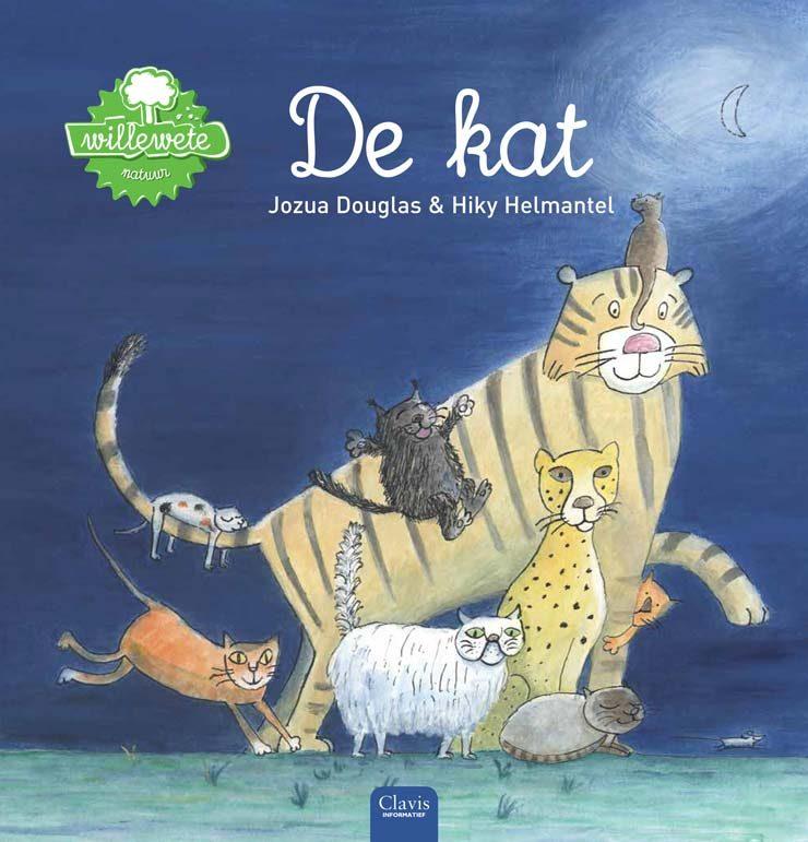 Wil je alles weten over katten? Welke soorten katten bestaan er? Hoe kun je een kat blij maken? En wat doet hij als hij blij is? Hoe oud kan een poes worden? En wat gebeurt er op een kattenshow? Deze en vele andere vragen worden in dit boek beantwoord. Je vindt ook een leuke strip, een liedje, een knutselpagina en een uitklappagina. Dankzij de miniquiz word je een echte kattenexpert!