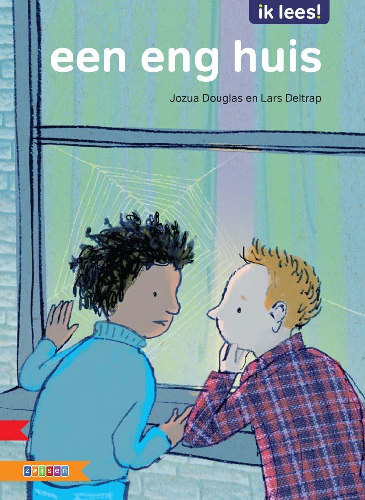 Jozua Douglas Boeken Een eng huis
