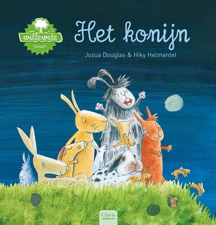Wil je alles weten over konijnen? Welke soorten konijnen bestaan er? Wat eet een konijn? Hoe kun je een konijn blij maken? En wat doet hij als hij blij is? Waar wonen tamme konijnen? En wilde konijnen? Hebben wilde konijnen vijanden? Deze en vele andere vragen worden in dit boek beantwoord. Je vindt ook een leuke strip, een liedje en een versje, een knutselpagina en een uitklappagina. Dankzij de miniquiz word je een echte konijnenexpert! Een informatief prentenboek over dieren in de natuur, namelijk konijnen. Voor konijnenvrienden vanaf 5 jaar.