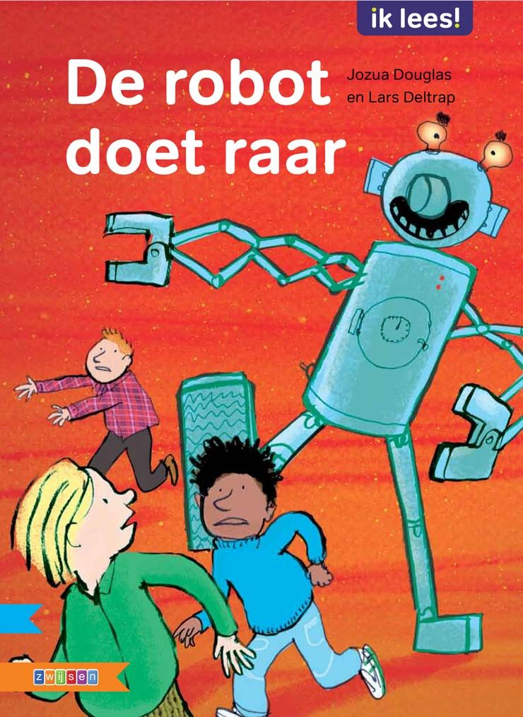 Jozua Douglas Boeken De robot doet raar