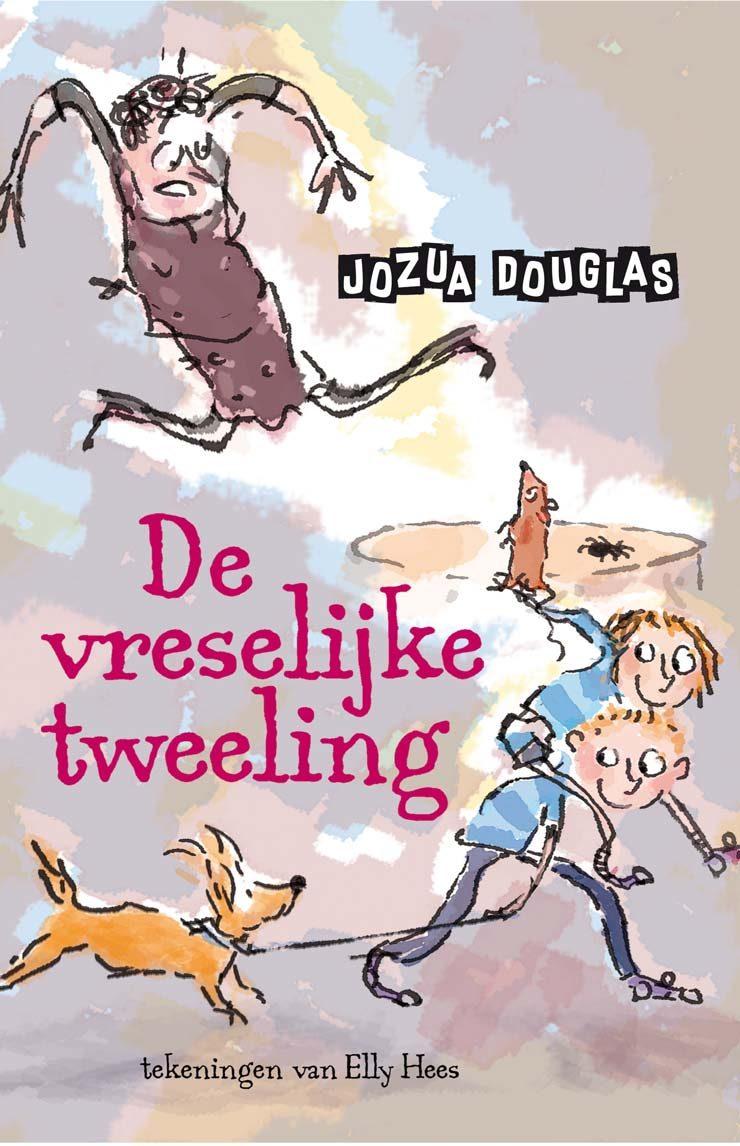 Jozua Douglas Boeken De vreselijke tweeling