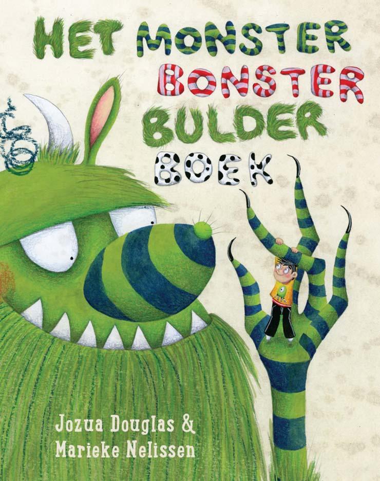 Jozua Douglas Boeken Het Monsterbonsterbulderboek