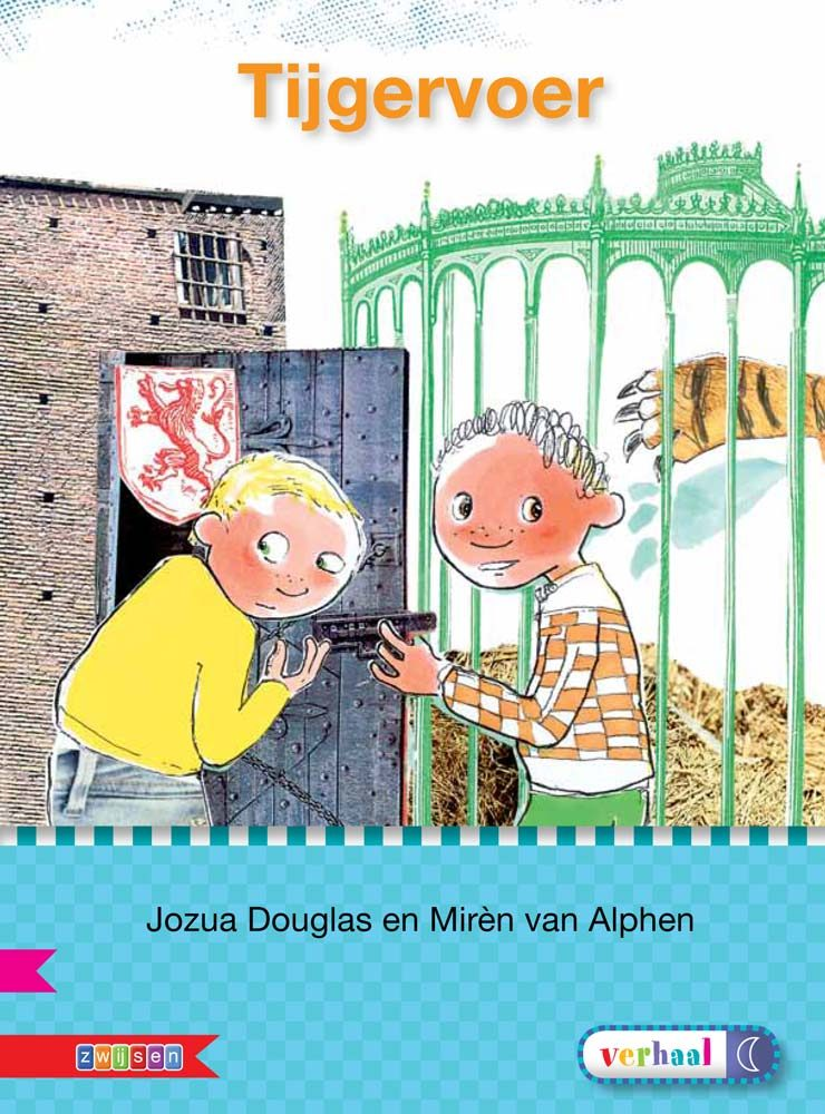 Jozua Douglas Boeken Tijgervoer