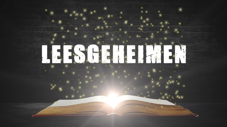 Schoolschrijver Leesgeheimen Jozua Douglas