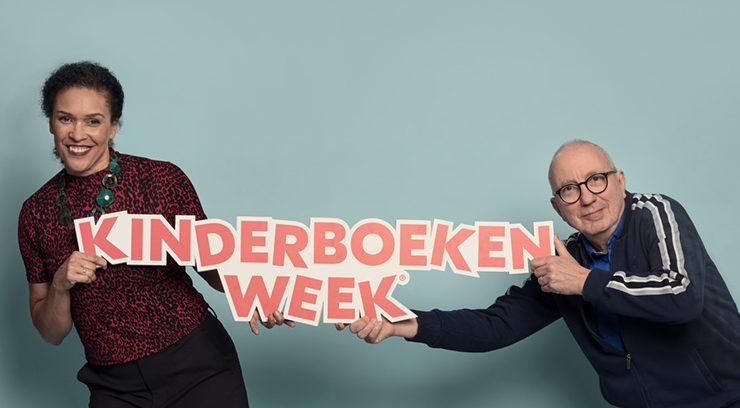 Kinderboekenweek 2020 Arend van Dam en Mylo Freeman