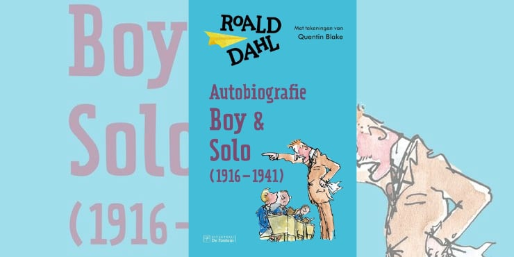 Boy en Solo leestip kinderboekenweek