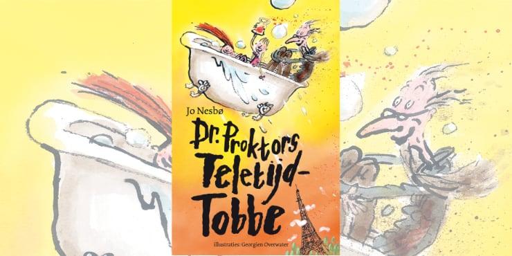 Dr. Proktors Teletijdtobbe kinderboekenweek leestip