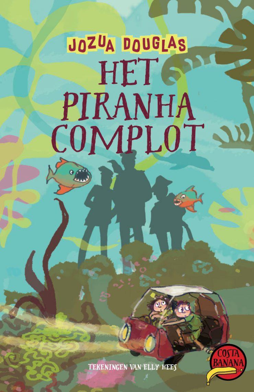 Kinderboekenweek 2020 Piranha-complot Costa Banana 6