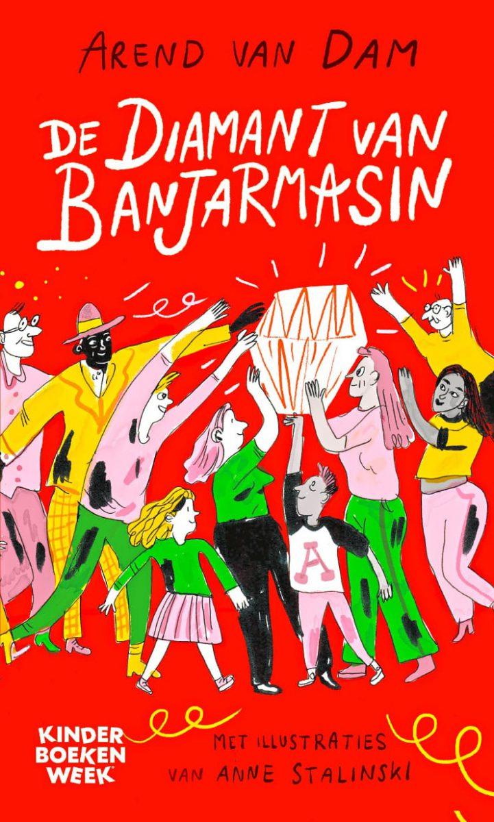 Kinderboekenweekgeschenk 2020 De diamant van Banjarmasim