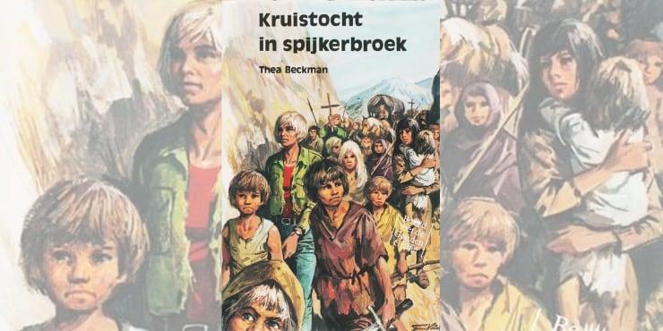 Kruistocht in spijkerbroek leestip kinderboekenweek