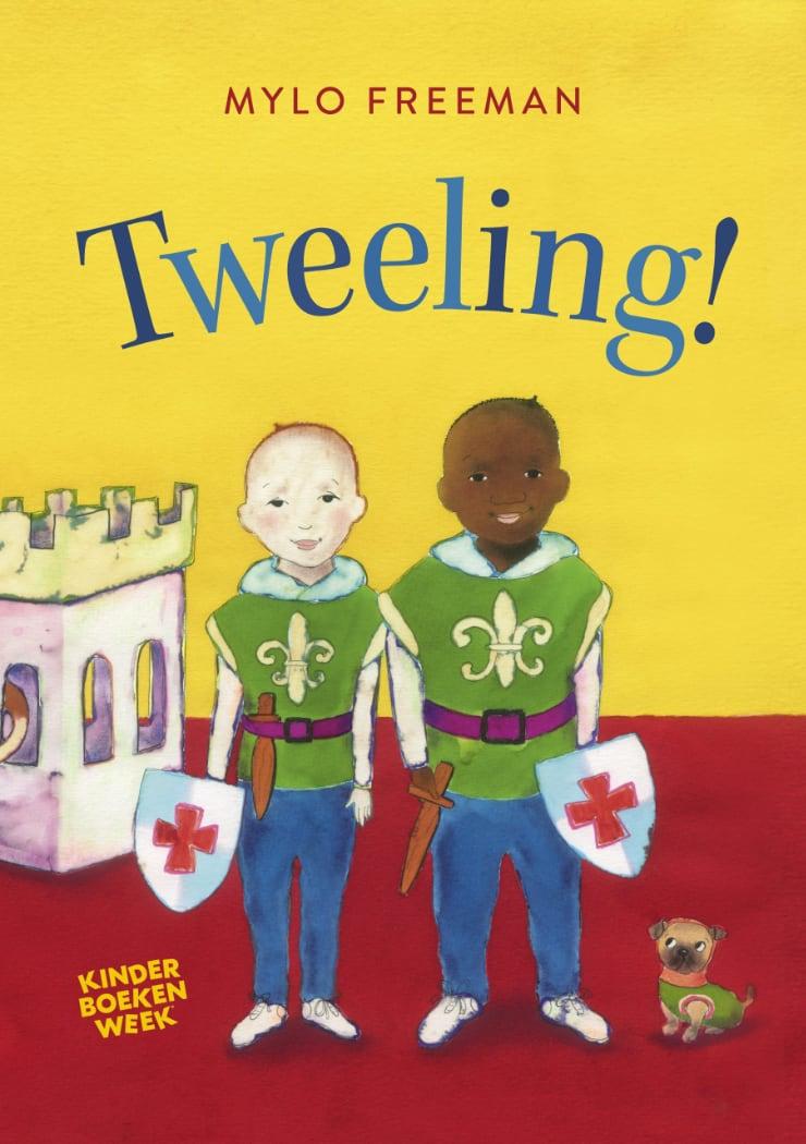 Prentenboek van de Kinderboekenweek Tweeling