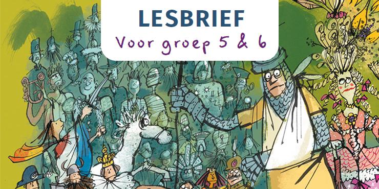 Lesbrief Kinderboekenweek 2020