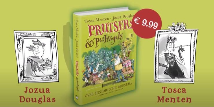 Boektrailer Kinderboekenweek 2020