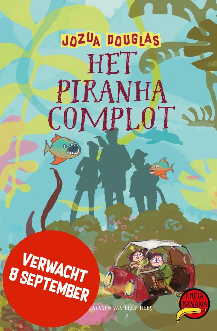 Het piranha complot Costa Banana 6