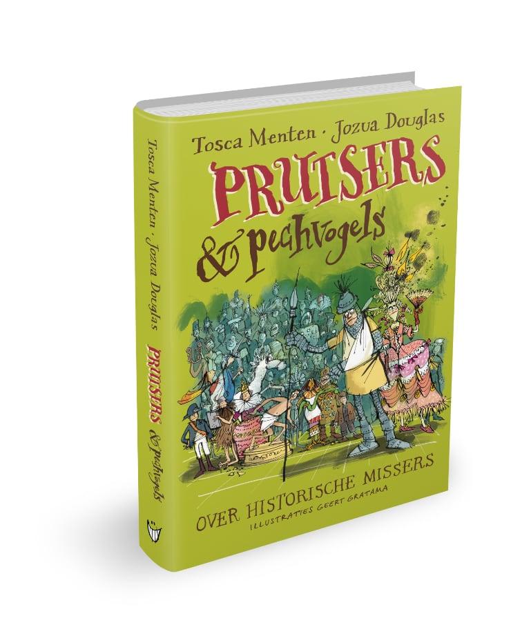 Kinderboekenweek 2020 Tosca Menten Jozua Douglas