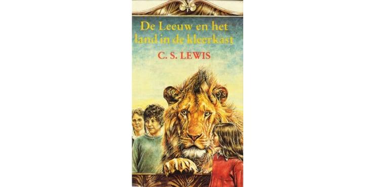 Leesplezier De leeuw en het land in de kleerkast