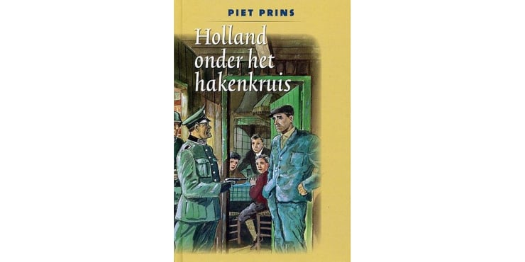 Leesplezier Holland onder het hakenkruis