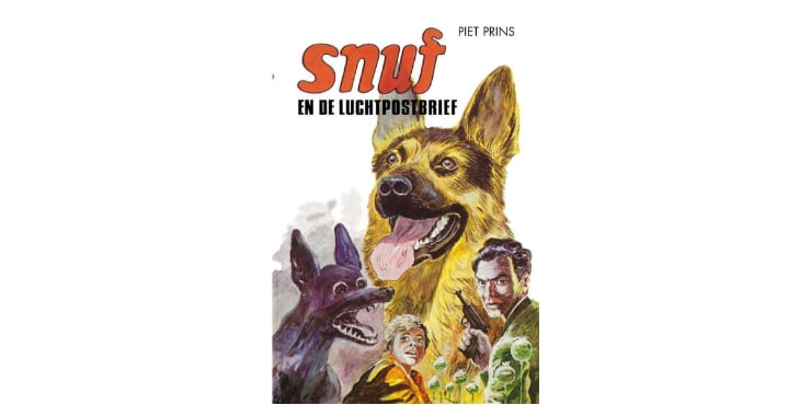 Leesplezier Snuf de hond