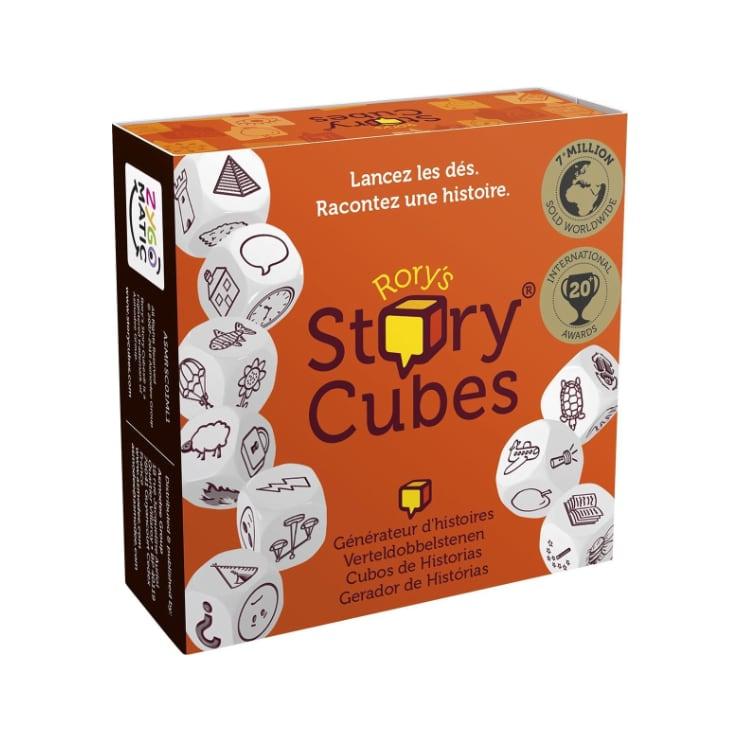 Rory's Story Cubes Kinderboek