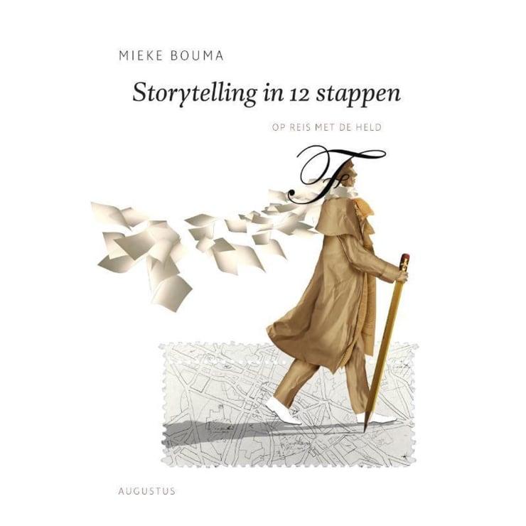 Storytelling in 12 stappen Hoe schrijf je een kinderboek