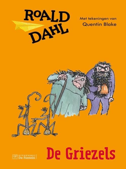 Kinderboeken top 10 De griezels