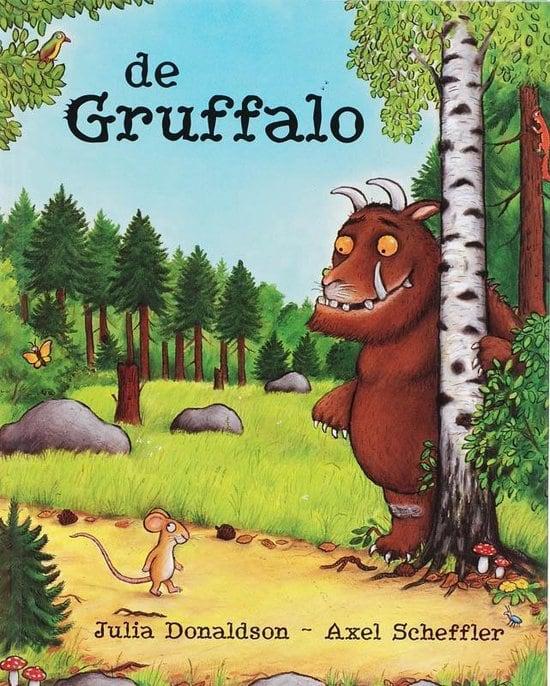Kinderboeken top 10 De gruffalo web
