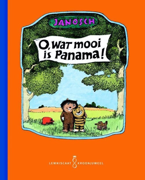 Kinderboeken top 10 O wat mooi is panama